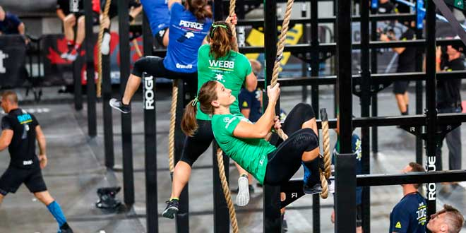 Evento 1 CrossFit Invitational 2017