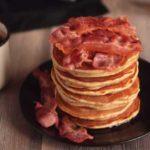 Tortita con Bacon