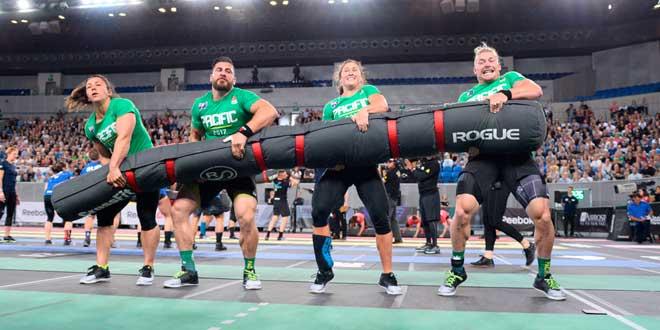 CrossFit Reebok Invitational 2017: El Mejor Resumen