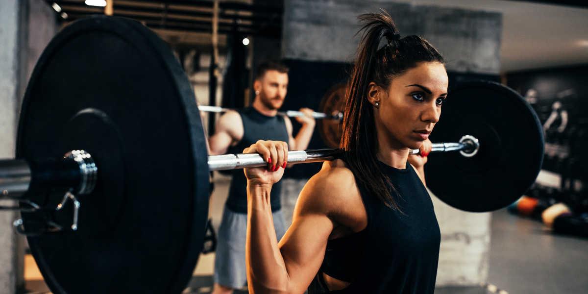 Trabajo para la pérdida de grasa sin perder músculo