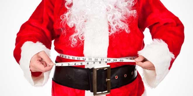 ¿Cómo no ganar peso en Navidad?