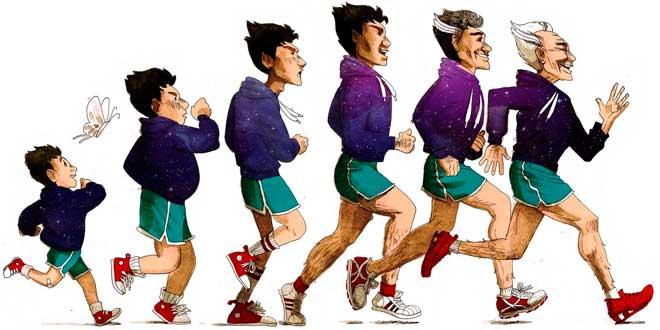 Actividad física en mayores