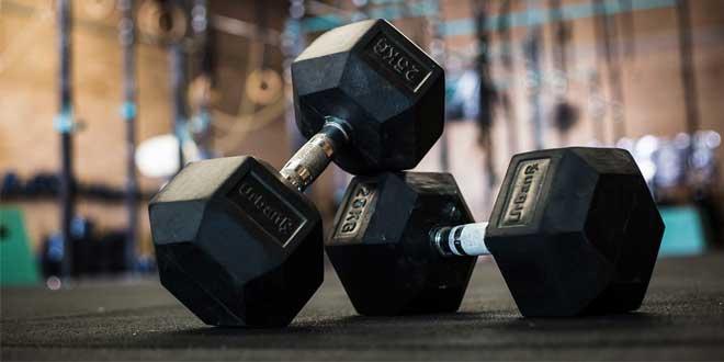 Mancuernas CrossFit