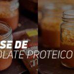 Mousse Chocolate Proteico