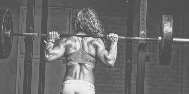 Muscle Gain Women