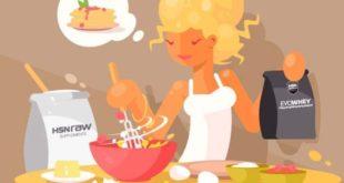 Utilizar Whey Protein en tus recetas