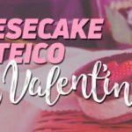 Tarta de Queso para San Valentín