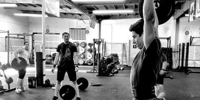 ¡Cuidado con las No Reps en CrossFit!