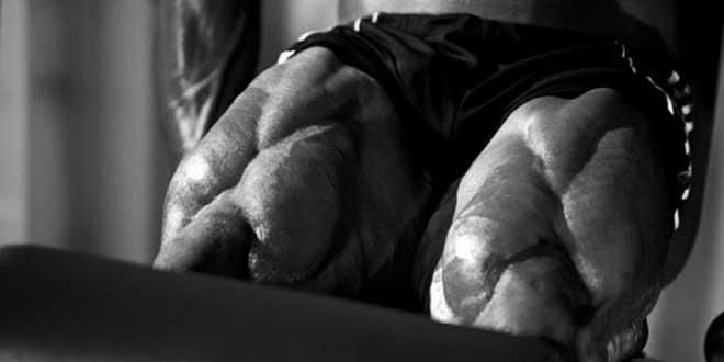 Entrenar pesado para hipertrofia