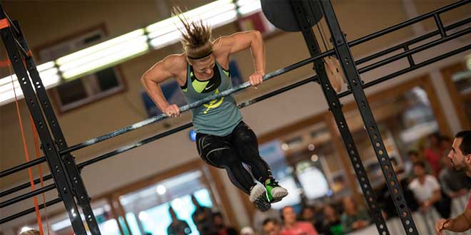 Muscle Up Crossfit