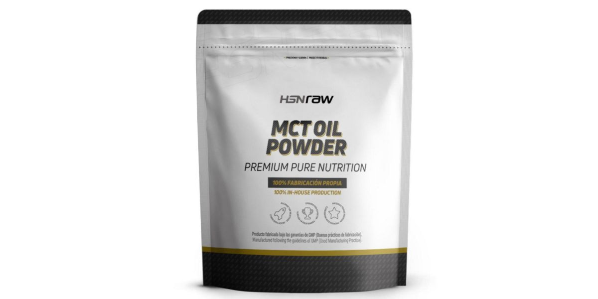 Aceite MCT en Polvo de HSN