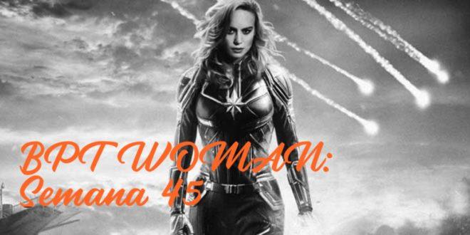 Rutina para Chicas: BPT Woman. Semana 45