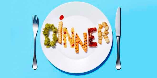 ¿Qué puedo comer por la noche con una dieta ceto?