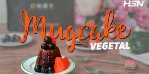 Mugcake Vegetal