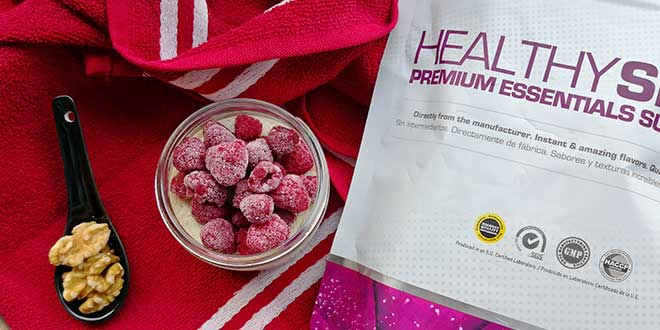 Iogurte proteico