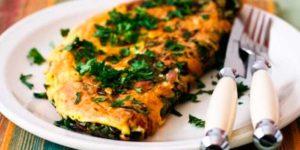 Tortilla Kale