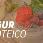 yogurt proteico