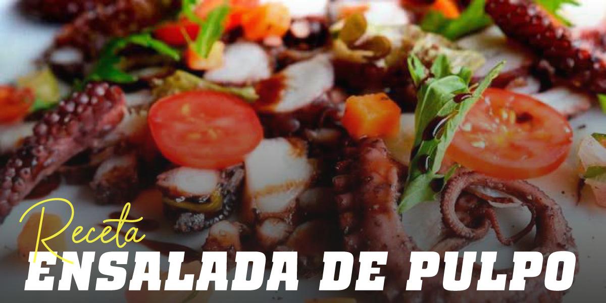 Ensalada de Pulpo