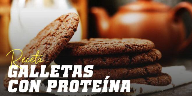 Galletas con Proteína