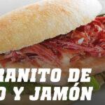 Receta de Serranito de Lomo y Jamón