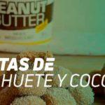 Bolitas de Coco y Peanut Butter