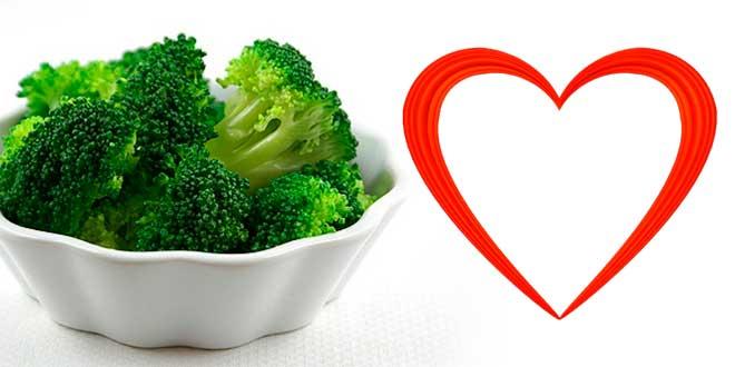 Brócoli y Salud Cardiovascular