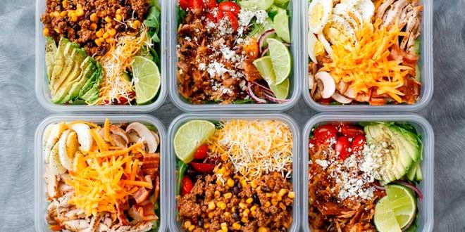 Proteina durante el dia