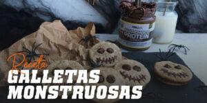 Galletas Monstruosas