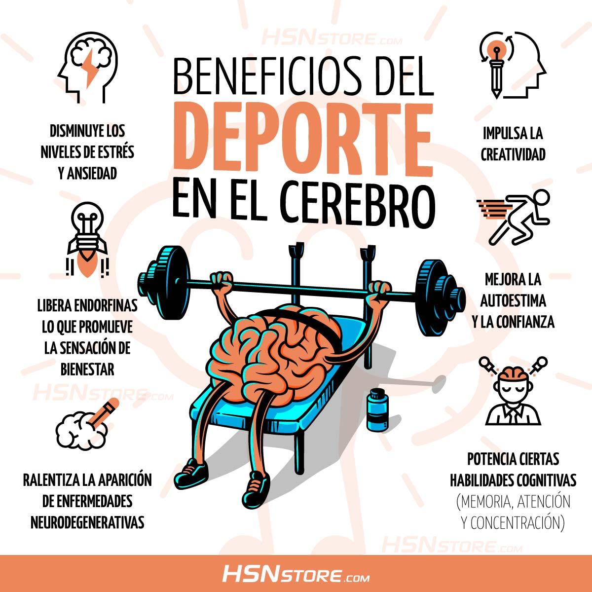 Deporte y Cerebro