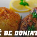 Receta Puré de Boniato