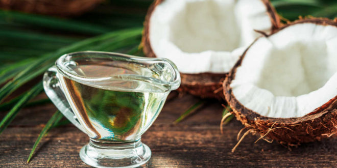 aceite de coco indicaciones y contraindicaciones