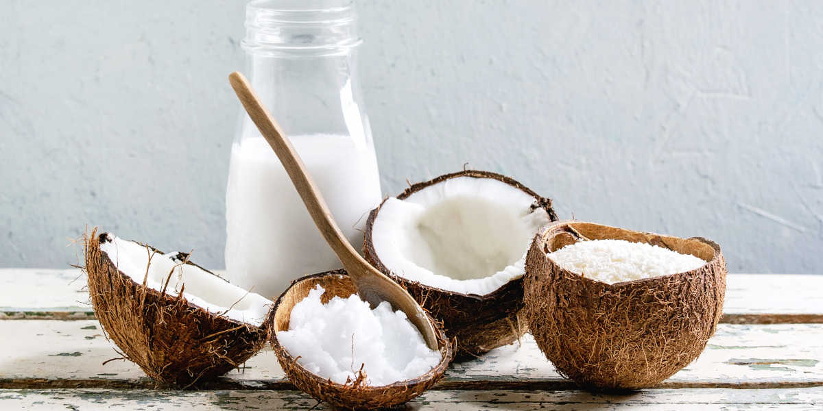 ¿Se puede utilizar aceite de coco en la cocina?