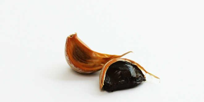 Ajo negro para la salud