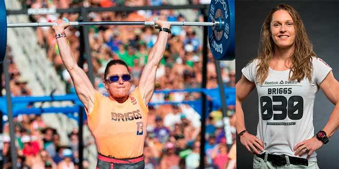 Samantha Briggs se retira de la competición individual de los CrossFit Games 2018