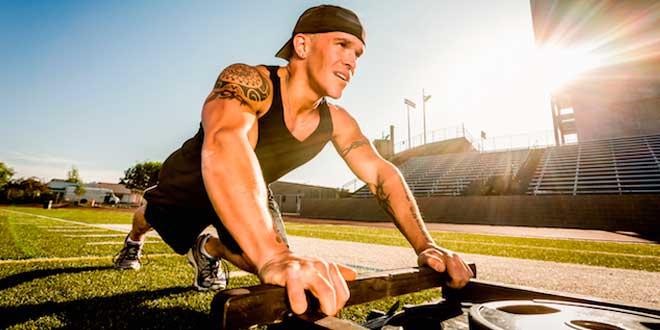 Masa muscular con vitamina D