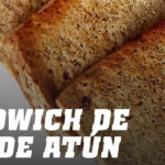Sandwich de Pan de Atún