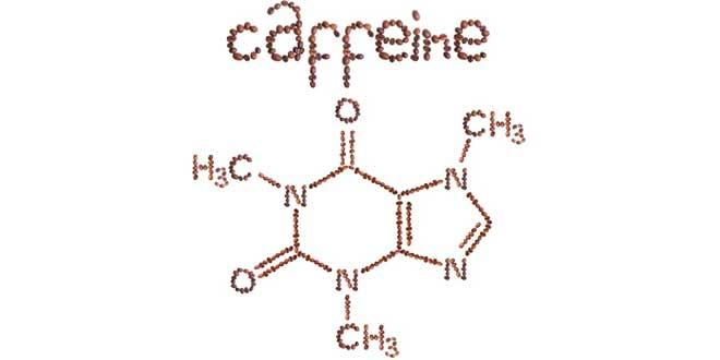 fórmula cafeina
