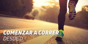 Comenzar a correr desde 0
