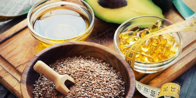 Fuentes de ácidos grasos esenciales