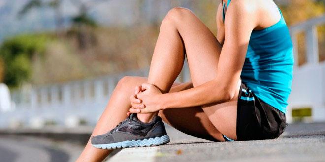 Fracturas de tobillo en la práctica deportiva