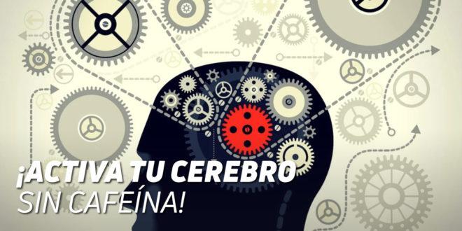 Activa tu Cerebro sin Cafeína