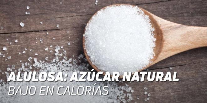 Alulosa, ¿el azúcar que obrará el milagro?