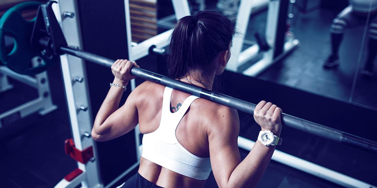 Atleta de fuerza