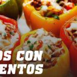 Receta Tacos Mejicanos con Pimientos Asados