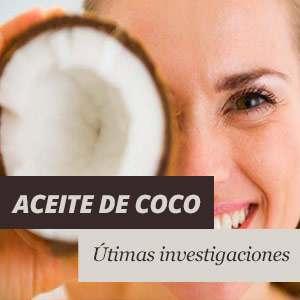 Aceite de Coco Investigaciones