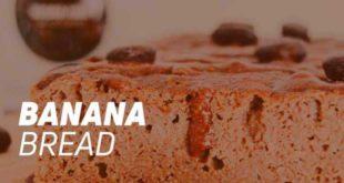 Receta Banana Bread