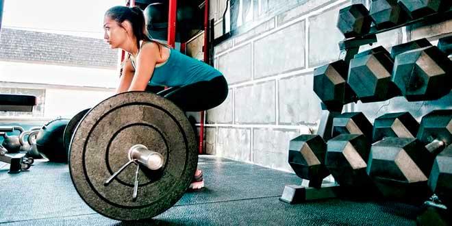 Carbohidratos y entreno de pesas