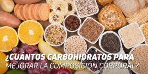 Hidratos y Composición Corporal