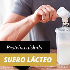 Proteína aislada de Suero Lácteo