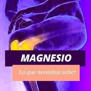 Cuánto Magnesio Tomar